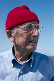 Jacques-Yves Cousteau, French Diver Photographic Print by Alexis Rosenfeld