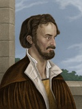 Philipp Melanchthon, German Theologian Posters by Maria Platt-Evans
