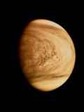 Pioneer Venus Image of Venusian Clouds Photographic Print by  NASA