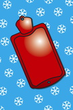 Hot Water Bottle Poster by David Nicholls