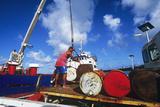 Cargo Ship Reprodukcja zdjęcia autor Alexis Rosenfeld