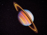 Saturn Photographic Print