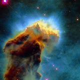 Gas Pillars In the Eagle Nebula Fotodruck von  NASA