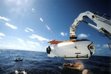MIR Deep-sea Submersible Photographic Print by Ria Novosti