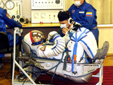 Cosmonaut Training, Soyuz TMA-8 Crew Photographic Print by Ria Novosti