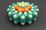 Molecular Bearing Reproduction photographique par  Phantatomix