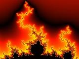 Mandelbrot Fractal Lámina fotográfica por  PASIEKA