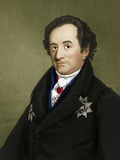 Johann Von Goethe, German Author Photographic Print by Maria Platt-Evans