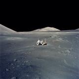 Apollo 17 Astronauts Premium Photographic Print