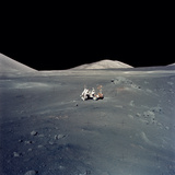 Apollo 17 Astronauts Photographic Print by  NASA