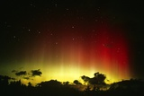 Aurora Borealis Or Northern Lights And Ursa Major Photographic Print by Pekka Parviainen
