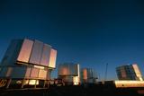 VLT Telescopes Prints by David Nunuk