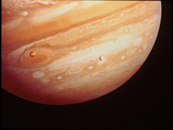 Voyager 1 Photo of Jupiter Photographic Print by  NASA
