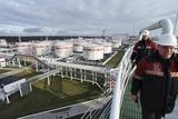 Oil Storage Tanks Prints by Ria Novosti
