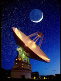 NASA Deep Space Tracking Station, Austral Photographic Print by David Nunuk