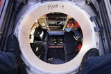 Interior of Mir-1 Submersible Posters by Ria Novosti