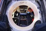 Interior of Mir-1 Submersible Photographic Print by Ria Novosti
