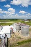 Corn Ethanol Processing Plant Prints by David Nunuk