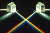 Light Through Prisms Photographic Print by David Parker