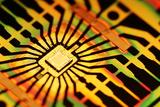 Computer Microchip Photographic Print by  PASIEKA