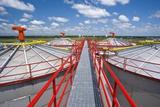 Corn Ethanol Processing Plant Photographic Print by David Nunuk