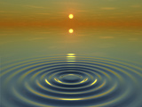 Water Ripples Posters by David Parker
