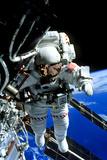 ISS Astronaut Photographic Print