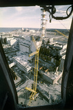 Chernobyl Nuclear Power Station Photographic Print by Ria Novosti