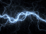 Bolt of Lightning, Computer Artwork Posters by  PASIEKA