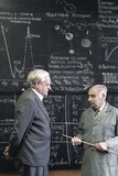 Vorobyev And Flyorov, Soviet Physicists Photographic Print by Ria Novosti