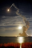Endeavour Shuttle Launch, Mission STS-126 Print by Pekka Parviainen