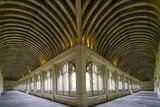 Winchester College Cloister Arcades Photographic Print by Paul Rapson