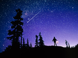 Meteor Prints by David Nunuk
