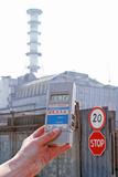 Radiation Levels At Chernobyl Prints by Ria Novosti