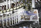 Newspaper Printing Print by Ria Novosti