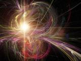 PASIEKA - Higgs Boson, Conceptual Artwork Fotografická reprodukce