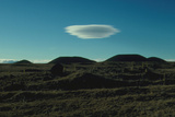 Lenticular Cloud Near Mauna Kea, Hawaii, USA Prints by Magrath Photography