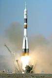 Ria Novosti - Soyuz TMA-12 Launch, April 2008 - Fotografik Baskı
