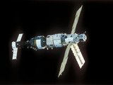Mir Space Station Photographic Print by Ria Novosti