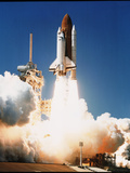 Space Shuttle Columbia Photographic Print by  NASA