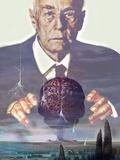 Alzheimer's Disease Prints by Hans-ulrich Osterwalder
