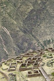 Inca Ruins, Pisac, Peru Photographic Print by Matthew Oldfield