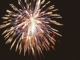 Firework Display Photographic Print by Magrath Photography