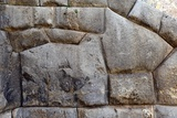 Inca Wall, Sacsayhuaman, Cusco Photographic Print by Matthew Oldfield