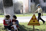 Chernobyl Nuclear Plant Restricted Zone Photographic Print by Ria Novosti