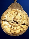 Brass Astrolabe From the Middle Ages Photographic Print by David Parker
