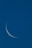 Lunar Occultation of Venus Reproduction photographique par David Nunuk