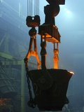 Metalworks Foundry Equipment Photographic Print by Ria Novosti