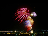 Fireworks Display Photographic Print by Magrath Photography