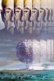 Alzheimer's Disease Poster by Hans-ulrich Osterwalder